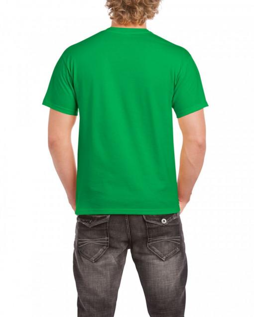 Tricou personalizat barbati verde Limited Edition S