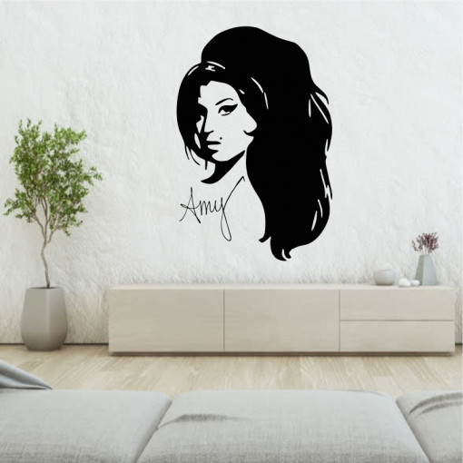 Sticker perete Amy