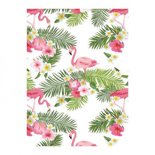 Sticker perete Flamingo