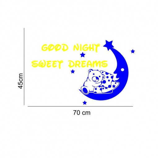 Sticker perete Sweet Dreams