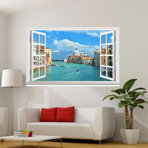 Fereastra Venetia 3D 1