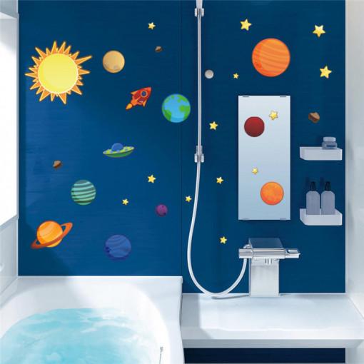 Sticker perete The Planets