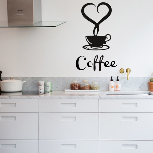 Sticker perete Coffee 2