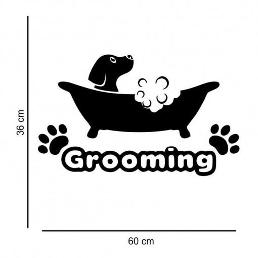 Sticker perete Pet Salon 4