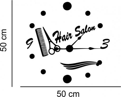 Stricker decorativ ceas Hair Salon