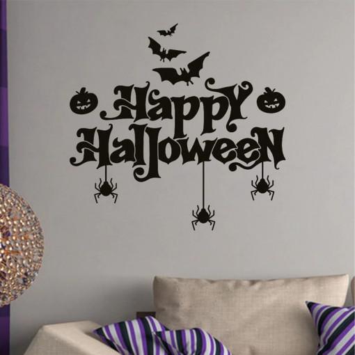 Sticker perete Halloween Decor 5