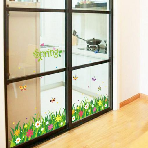 Sticker Spring perete / geam