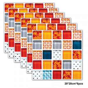 Set stickere decorative faianta Modele Abstracte