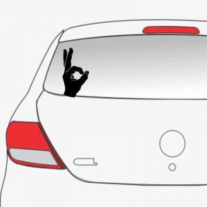 Sticker auto OK