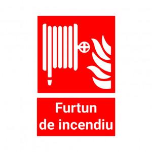 Sticker indicator Furtun de Incendiu