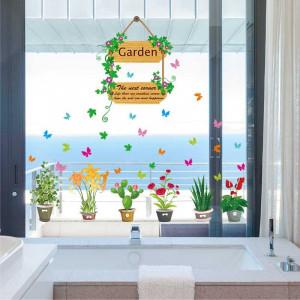 Sticker perete Gradina Magica