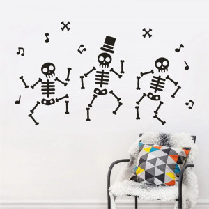 Sticker perete Halloween Decor 4