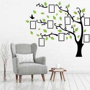 Sticker perete Memories Tree 140 x 120 cm