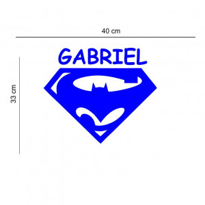 Sticker perete personalizat My Name Boy 8
