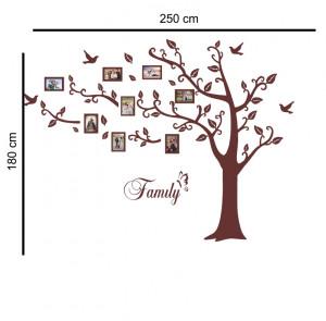 Sticker perete Photo Tree