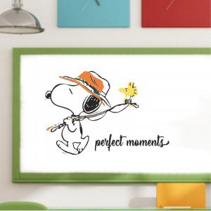 Sticker perete Snoopy - Perfect Moments