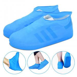 Protectie incaltaminte ploaie Albastru L