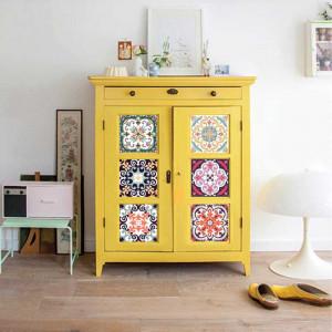 Set stickere decorative faianta Caleidoscop 2