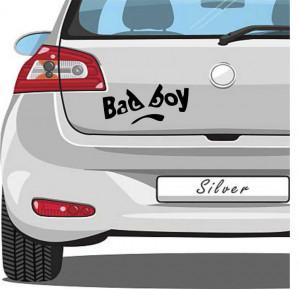 Sticker auto Bad Boy
