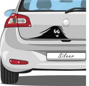 Sticker auto Watching You 2