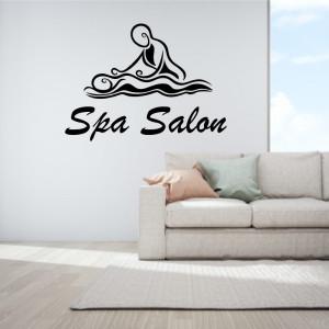 Sticker decorativ Salon Masaj 4