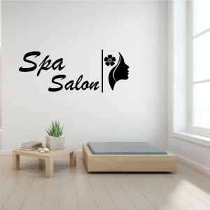 Sticker decorativ Salon Masaj 9