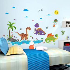 Sticker perete Dino Land