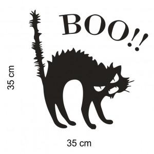Sticker perete / geam BOO!!!