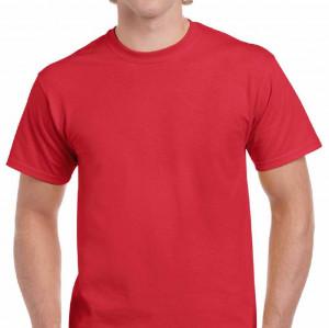 Tricou personalizat barbati rosu