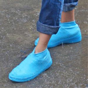 Protectie incaltaminte ploaie Albastru M