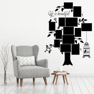 Sticker perete Copacul Familiei