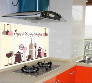 Sticker perete Cups Kitchen Decor