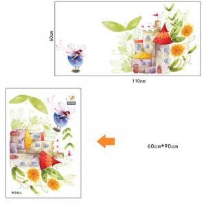 Sticker perete Fairy Garden