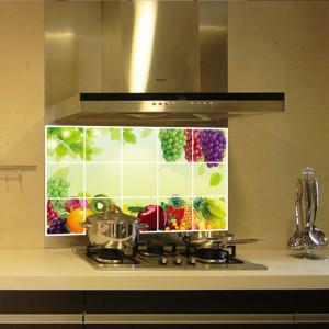 Sticker perete Grapes Kitchen Decor