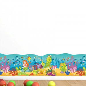 Sticker perete Regatul lui Ariel