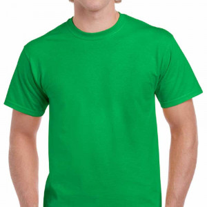 Tricou personalizat barbati verde