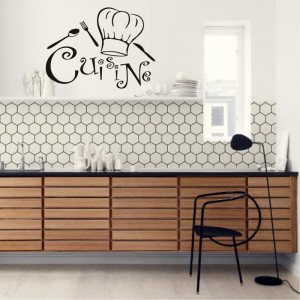 Sticker perete Cuisine 3