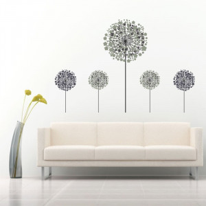 Sticker perete Dandelion Home Decor