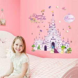 Sticker perete Dream Castle