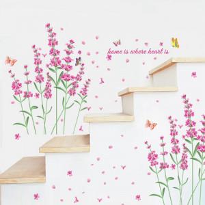 Sticker perete Flori de Camp