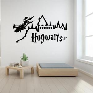 Sticker perete Hogwarts