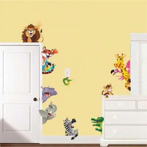 Sticker perete Jungle Party