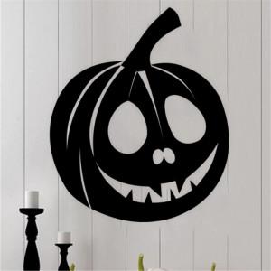 Sticker perete Pumpkin Face