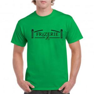 Tricou personalizat barbati Frizerie 2