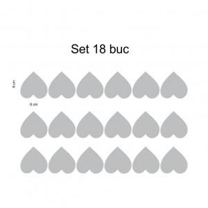 Sticker acrilic 3D Inimioare
