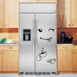 Sticker frigider Emoji 2
