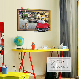 Sticker perete Hello Germany 3D