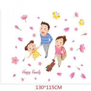Sticker perete My Family