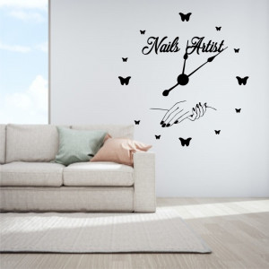 Stricker decorativ ceas Nail Artist