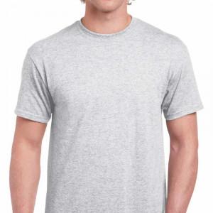 Tricou personalizat barbati gri